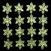 IGL&I Certified - Natural peridot - Huge 51.10 Carats - 112 Pieces - Average retail value £25,826.58