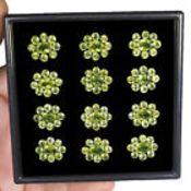 IGL&I Certified - Natural Peridot - Huge 45.30 Carats - 108 Pieces - Average retail value £19,904.05