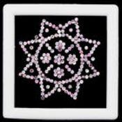 IGL&I Certified - Natural Sapphire - Sri Lanka - 4.00 carats - 191 Pieces - Average retail value £