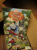 Approx 50x Thomas the Tank Engine Journey Beyond Sodor books, new.