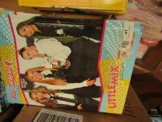 Approx 16x Pop Winners Presents Little Mix Special books, new.
