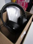 Playstation 4 gaming headset, unchecked.