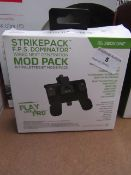 StrikePack F.P.S Dominator Wired Next Generation Mod Pack Unchecked & boxed