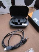 Holy High Earbuds wwith case Untested & Boxed