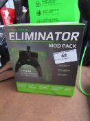 Collective Minds XBOX mod adaptor, unchecked and boxed.