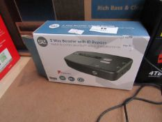 SLX 2 Way Signal Booster Unchecked & Boxed