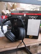 Turtle Beach PC Gaming headphones, tested working for sound and boxed.