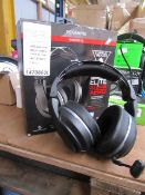 Turtle Beach PC Gaming headphones, unchecked due to no charge and boxed.