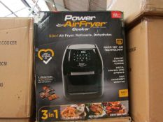 | 4X | POWER AIR FRYER 5.7L | UNCHECKED & BOXED | NO ONLINE RE-SALE | SKU C5060541513068 | RRP £