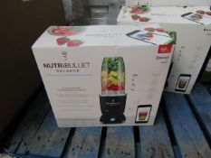 | 2X | NUTRI BULLET BALANCE APP BASED HEALTH BLENDERS | UNCHECKED AND BOXED | NO ONLINE RESALE | SKU