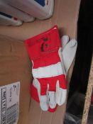 5x Predator - Work Gloves (Puncture Resistant - Tear Resistant - Blade Cut Resistant - Abrasion