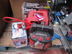 1x CL JUMPSTART JS1100C 367 1x CL JUMPSTART 910 12V 367 1x CL JUMPSTART 4000 12 367 1x CL CHARG