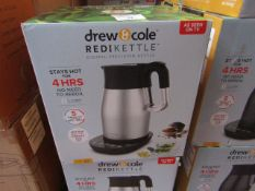 | 1X | 1.7LTR REDI KETTLE IN SILVER | REFURBISHED AND BOXED | NO ONLINE RESALE ALLOWED | SKU - | RRP