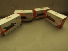 4x Hotwheels - Collectible Cars - Assorted Cars - Unused & Boxed.