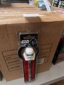 6x Starwars - 3D Pencil & Pencil Eraser - New & Packaged.
