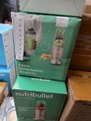| 1X | NUTRI BULLET 900 SERIES | REFURBISHED AND BOXED | NO ONLINE RESALE ALLOWED | SKU - | RRP £