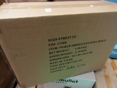| 1X | NUTRI BULLET 100 SERIES | REFURBISHED AND BOXED | NO ONLINE RESALE ALLOWED | SKU - | RRP £