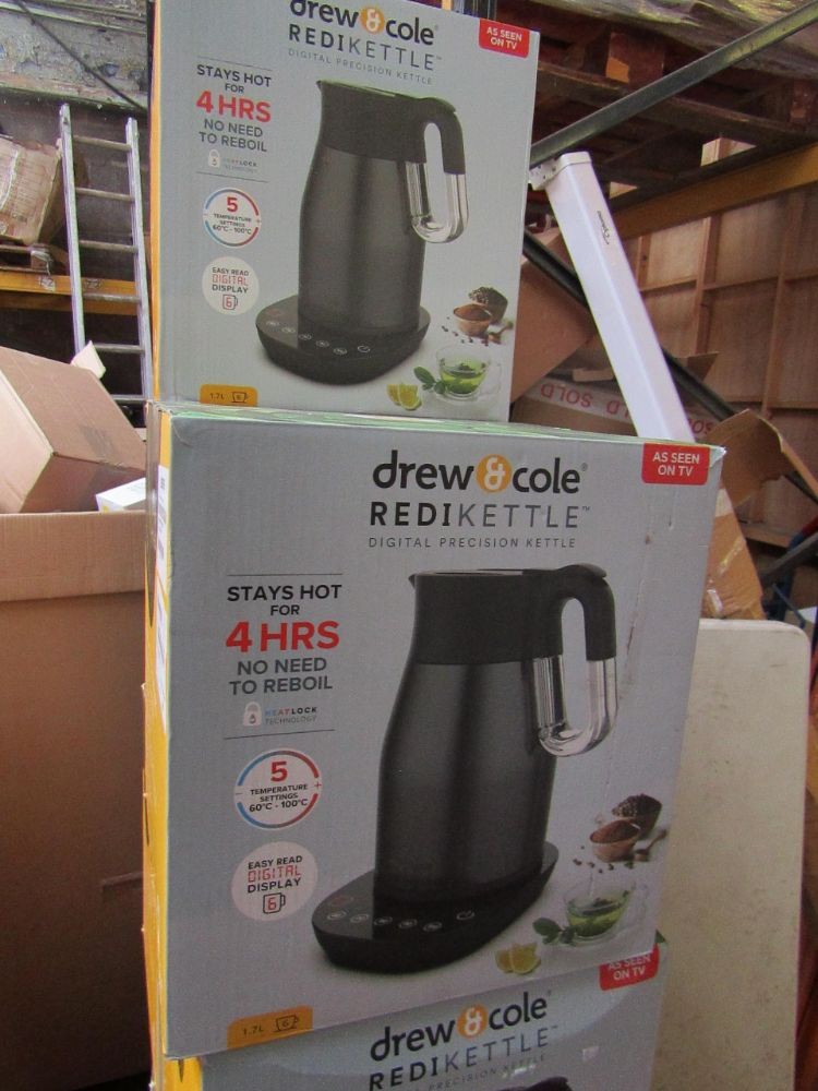 Refurbished Kitchen electricals Such as Nutri Bullets, Clever Chefs, Redi kettles and More
