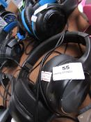 Motarola Headphones, Tested Working for Sound Only.