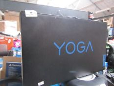 """LENOVO Yoga Slim 7 14"""" Laptop - Intel® Core™ i5, 256GB SSD, Tested Working & Boxed with Charger. RRP"""