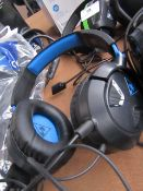 Turtle Beach Gaming headset, Tested Working for Sound Only