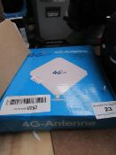 4G Lite 4G Antenna | Unchecked & Boxed.