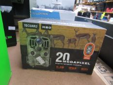 Toguard H80 20 Megapixel Digital Trail Camera | Unchecked & Boxed