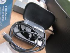 Holy High Earbuds with Case | Untested & Boxed