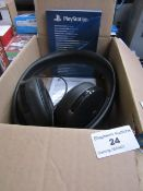 PlayStation 4 Gaming Headset | Unchecked.