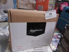 Amazon Basics Battery Charger, Unchecked & Boxed.