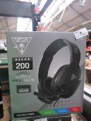 Turtle Beach Recon 200 Headphones | Unchecked & Boxed.
