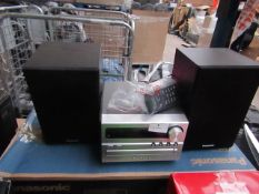 Panasonic SC-PM250 CD Stereo System | Boxed & Unchecked