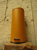 | 1X | MADE.COM JOSS 30 DOMED BIN | UNCHECKED AND BOXED, MAY HAVE MARKS OR DENTS | RRP £39 |