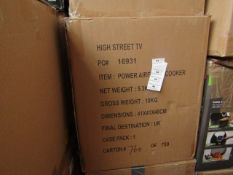 | 4X | POWER AIR FRYER 5L | UNCHECKED AND BOXED | NO ONLINE RE-SALE | SKU C5060191466936| RRP £99.99