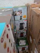 | 5X | DREW AND COLE REDIKETTLE 1.7L | REFURBISHED & BOXED | NO ONLINE RE-SALE | SKU