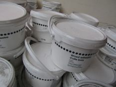 1x Wood Adhesive (Suitable for Wood, Cardboard & Paper) - 2.5 Litres - All Unused & Sealed.