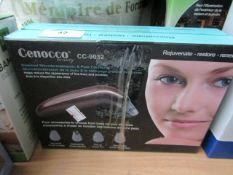 Cenocco Beauty - Diamond Microdermabrasion & Pore Cleansing - Unused & Boxed.