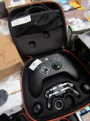 PowerA Fusion Xbox Pro Controller Case, includes controller and spare parts   Unchecked