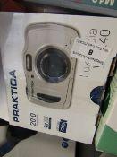 Praktica Luxmedia WP240 Camera   Unchecked & boxed