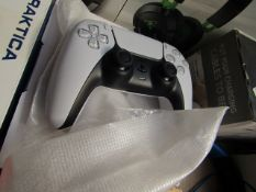 PLayStation 5 Dual Sense Controller   RRP £55   Unchecked & Boxed