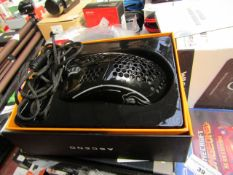 Ascend Glorious Gaming Mouse Model D   RRP £52.99   Unchecked & Boxed