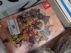 """Nintedno Switch """"Sakuna of Rice & Ruin"""", RATED 16+   Unchecked & Boxed"""