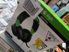 Xbox One Turtle Beach Recon 70 Gaming Headset   Unchecked & Boxed