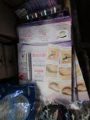 4 x Rapid Lash Eyelash & Eyebrow Enhancing Serum new & packaged