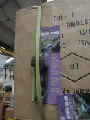 10 x Boxes of 100x Handi-Hanki Tissue Box Suction Mounted Holder's - New & Boxed.