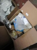 box of approx 25+ Amazon items new & packaged see image for examples