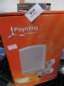 Poynting wireless and cellular antenna, unchecked and boxed.
