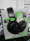 Turtle beach Wired Gaming headset - Untested & Boxed.