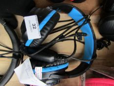 Turtle Beach Gaming Headset, Sound Works, Not Tested Mic