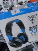 Turtle Beach Ear force recon 70 Wired Gaming Headset - Unchecked & Boxed.